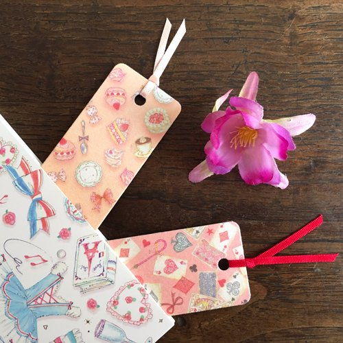Clothes-Pin(クローズピン) たけいみきシリーズ ブックマーカーの商品写真です