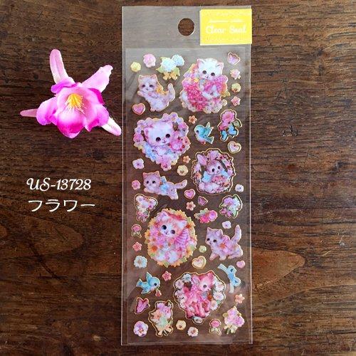 Clothes-Pin(クローズピン) 飴ノ森ふみかシリーズ ふち箔クリアシールの商品写真12