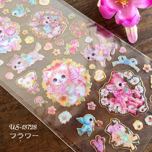 Clothes-Pin(クローズピン) 飴ノ森ふみかシリーズ ふち箔クリアシールの商品写真13