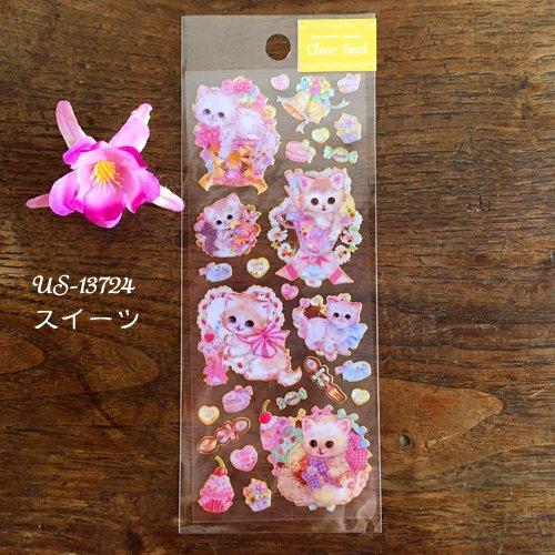 Clothes-Pin(クローズピン) 飴ノ森ふみかシリーズ ふち箔クリアシールの商品写真4