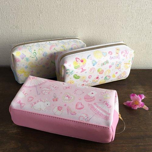 Clothes-Pin(クローズピン) たけいみきシリーズ BOXペンポーチの商品写真2