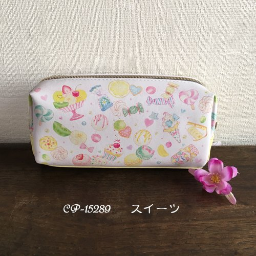 Clothes-Pin(クローズピン) たけいみきシリーズ BOXペンポーチの商品写真9