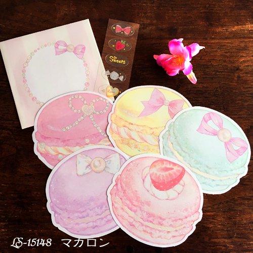 Clothes-Pin(クローズピン) たけいみきシリーズ ダイカットミニレターセットの商品写真4