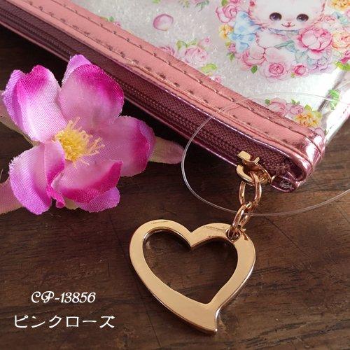 Clothes-Pin(クローズピン) 飴ノ森ふみかシリーズ クリアスリムポーチの商品写真4