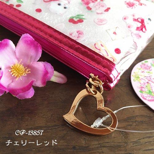 Clothes-Pin(クローズピン) 飴ノ森ふみかシリーズ クリアスリムポーチの商品写真8