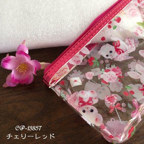 Clothes-Pin(クローズピン) 飴ノ森ふみかシリーズ クリアスリムポーチの商品写真9