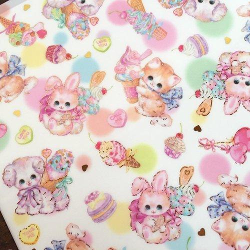 Clothes-Pin(クローズピン) 飴ノ森ふみかシリーズ A4サイズ クリアファイルの商品写真5