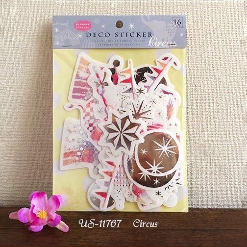 Clothes-Pin(クローズピン) tomokoシリーズ デコステッカーの商品写真です