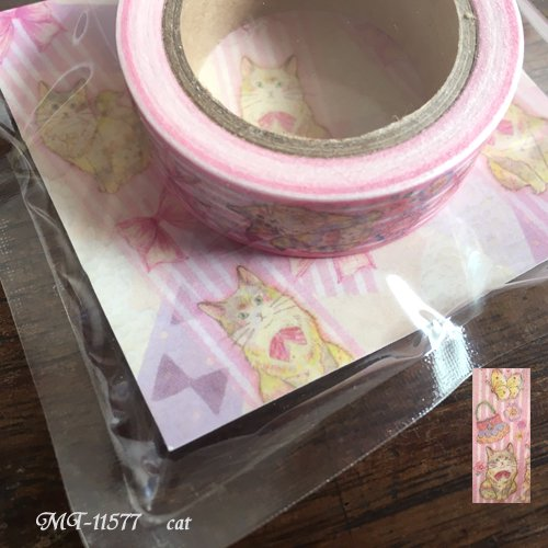 Clothes-Pin(クローズピン) たけいみきシリーズ マスキングテープの商品写真5