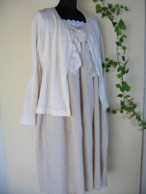 まころん* リネン ストラップジャンパースカートの商品写真3