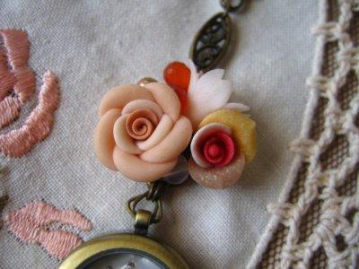でざいん工房 Morningstar お花のブレスウォッチの商品写真3