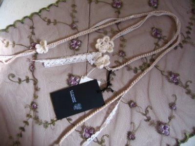 s.t.closet frabjous お花のラリエットの商品写真2
