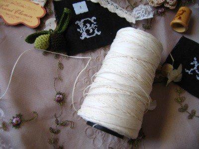 グランシュマン ボビナージュ(巻き綿糸)の商品写真2