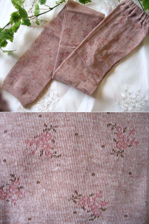 s.t.closet frabjous 花柄レギンスの商品写真2