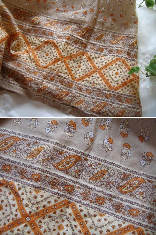 マシュカシュ パネルプリントスカートの商品写真4