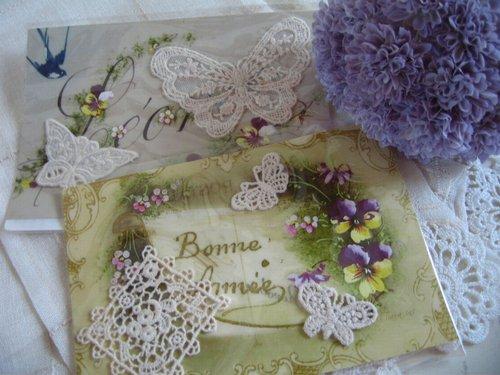 ティアラ ケミカルレース レオニー、ボナネー、ボヌールの商品写真です
