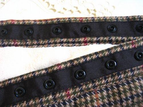 SPICE ツィード 3wayスカートブランケットの商品写真6