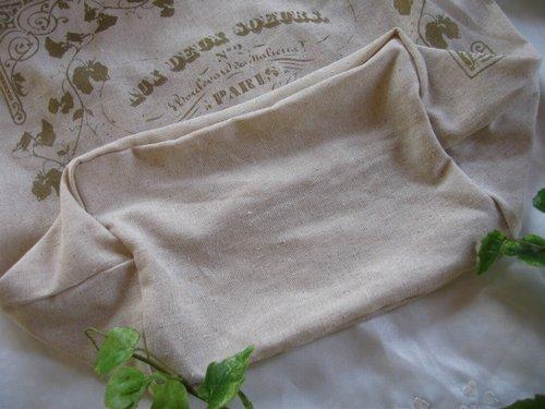 ティアラ リネンバッグ ノバナの商品写真6