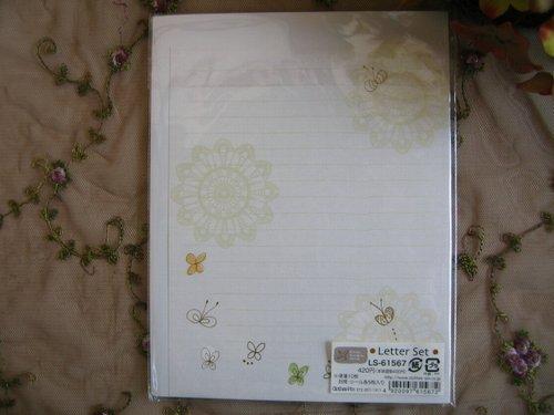 クローズピン Yoko Morishita シリーズ レターセットの商品写真7