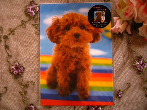 クローズピン 吹き出しシール付きポストカードの商品写真2