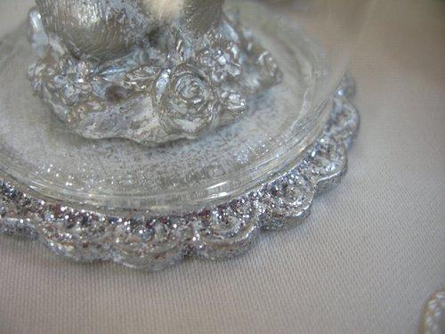 うさぎガラスドームの商品写真3
