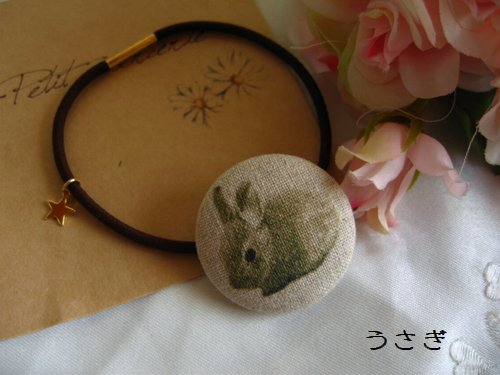 バレリーナピンク アニマルヘアゴムの商品写真10