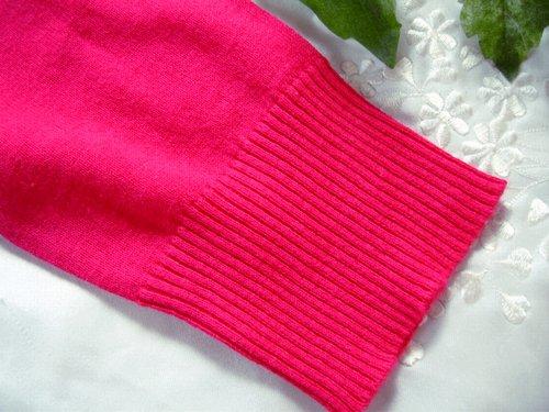 マシュカシュ カラーカーディガン ピンクの商品写真6