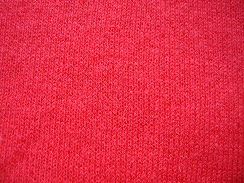 マシュカシュ カラーカーディガン オレンジピンクの商品写真8