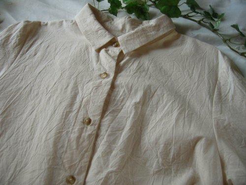 リリアンハウス(+One) コットンバックカットワークシャツチュニックの商品写真4
