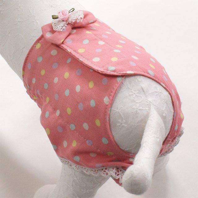 華集 Lulu doll ベビーみずたまダブルガーゼおパンツの商品写真3