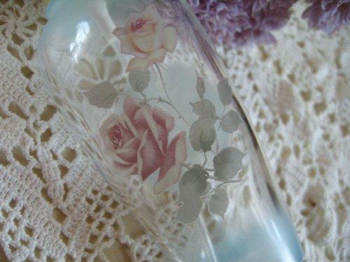 プランドパリ コスメティックガラス 丸型アトマイザー100ccの商品写真3