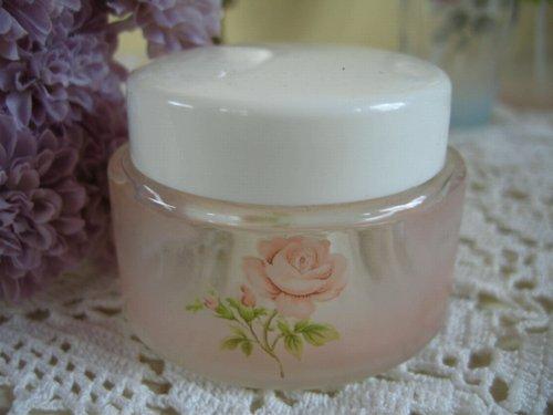 プランドパリ コスメティックガラス クリーム瓶の商品写真2