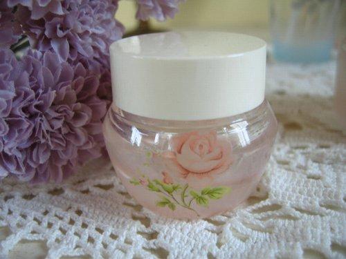 プランドパリ コスメティックガラス クリーム瓶の商品写真3