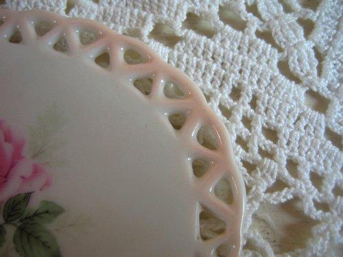 プランドパリ シェルブールローズ フィリグラン オーバルトレーSの商品写真3