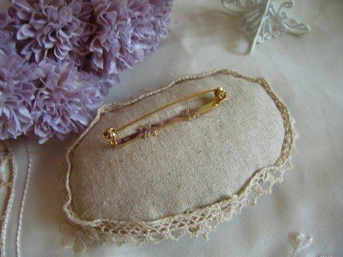バレリーナピンク クッションブローチの商品写真5
