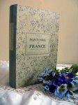 ティアラ 古い本の箱 フランスの歴史 M
