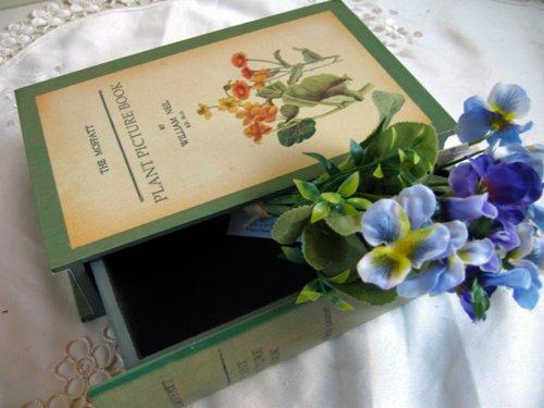 ティアラ 古い本の箱 秘密の引き出しの商品写真3