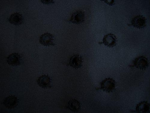 バレリーナピンク タフタエンブロイダリースカートドレスの商品写真8