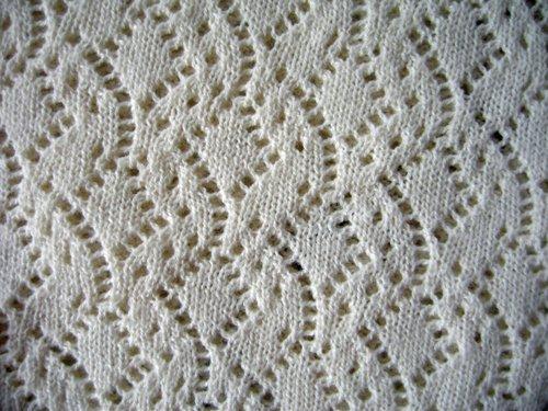 マーリア バドローズ 透かし編みコットンカーデの商品写真8