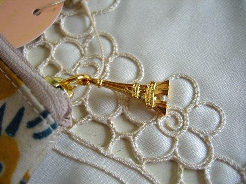バレリーナピンク アニマルタックポーチの商品写真3