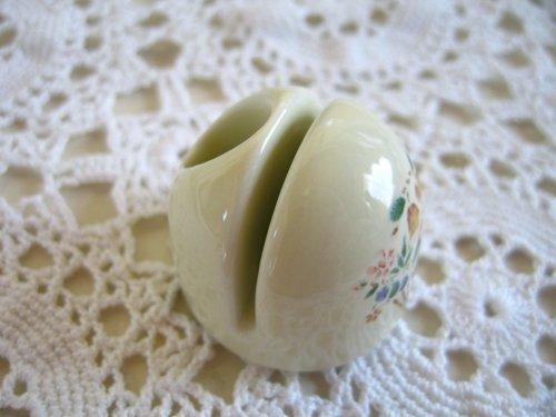 マニー プロヴァンス 陶器 メモスタンド丸の商品写真3