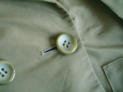 バレリーナピンク グログランビッグフードコートの商品写真6