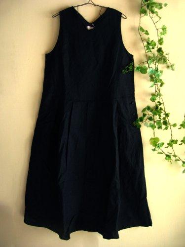 s.t.closet frabjous ノースリーブタックワンピースの商品写真です