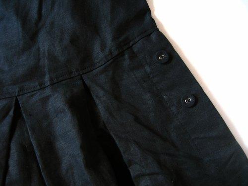 s.t.closet frabjous ノースリーブタックワンピースの商品写真5