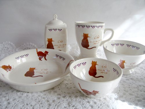 マニー シャン・エ・シャ ベルマグ 猫の商品写真4