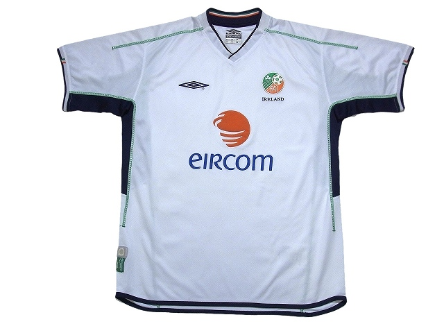Ireland National Football Team/02/A