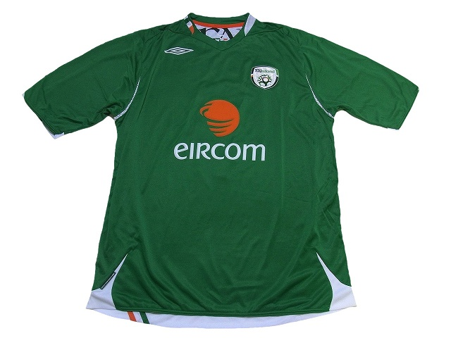 Ireland National Football Team/08/H