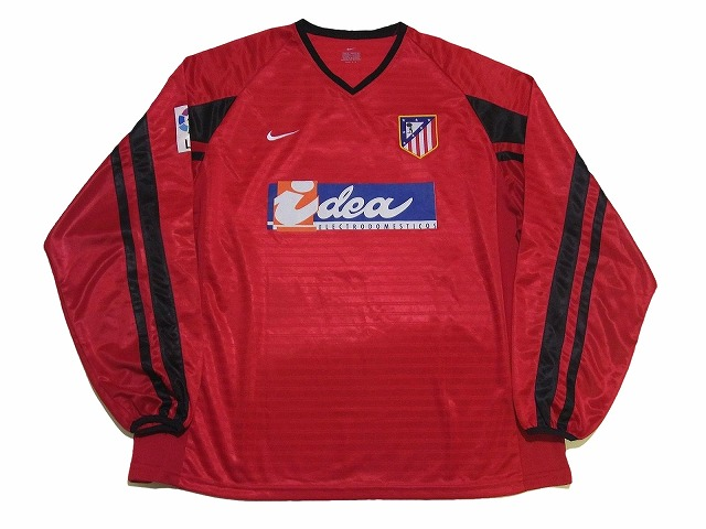 Atletico Madrid/01-02/A