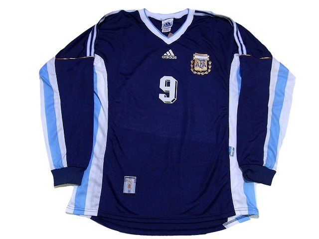 アルゼンチン代表 Argentina National Team/98/A