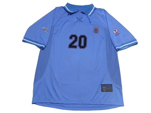 ウルグアイ代表 Uruguay National Team/02/H